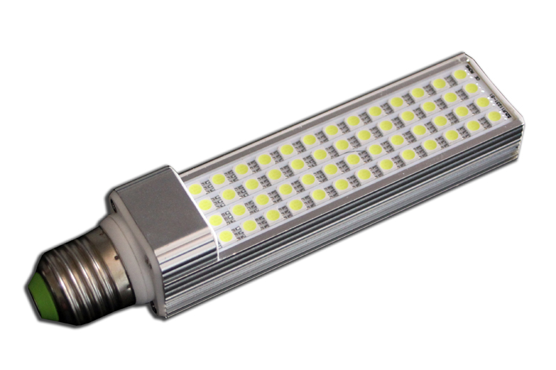 L mpada led e27 plc 13w pfr lightning for Lampade e27 a led