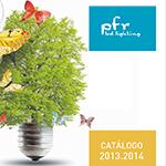 Catálogo PFR 2013
