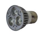 Lâmpada LED E27 3X1W