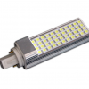 Lâmpada LED G24 PLC 8W